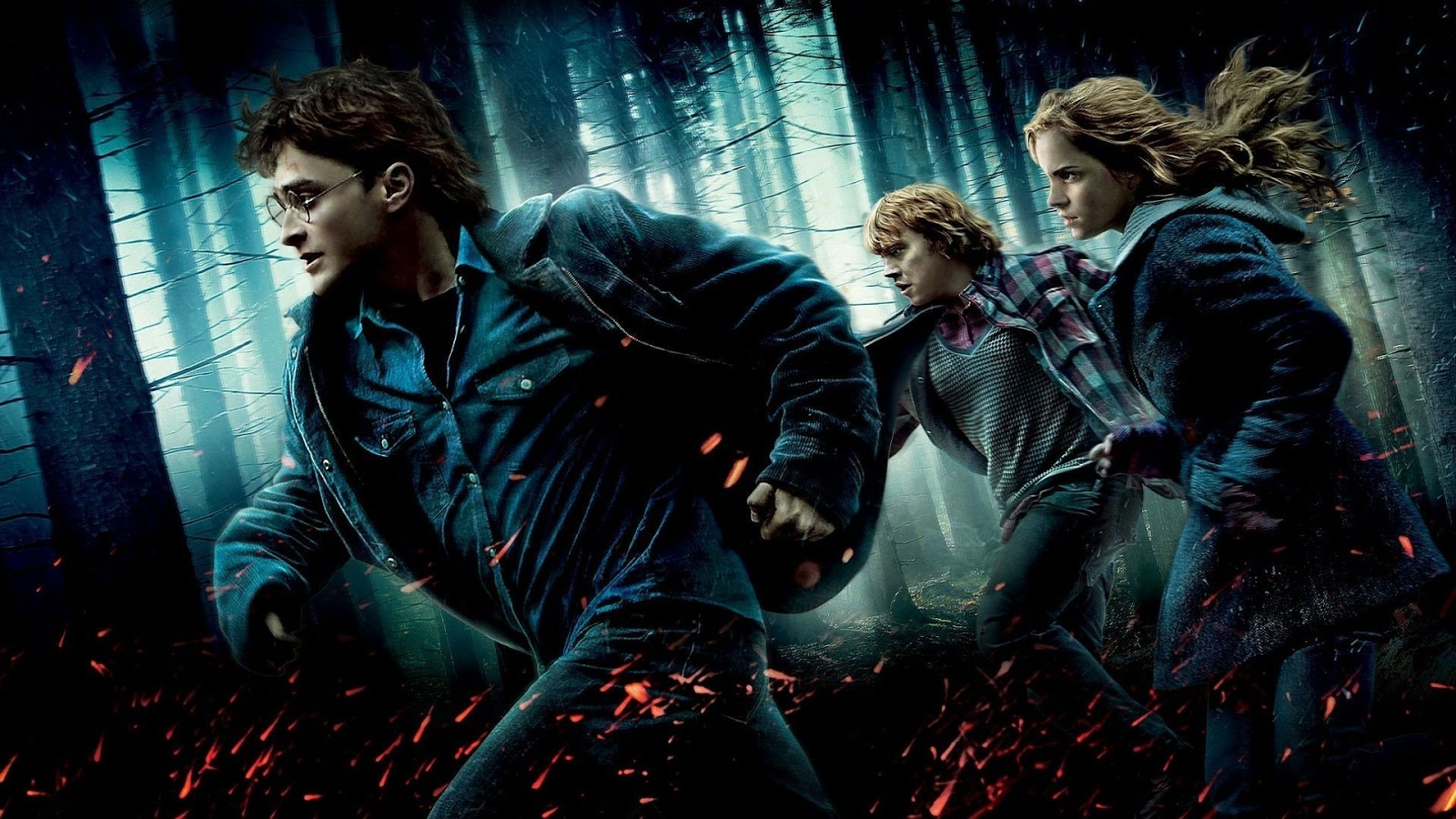 Harry Potter and the Deathly Hallows HD Stills