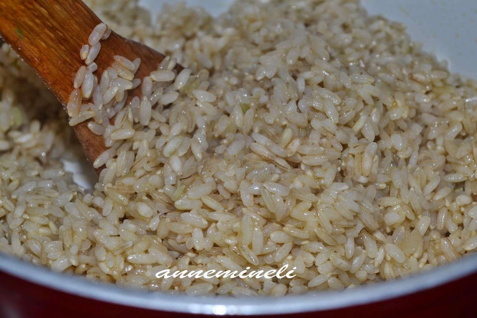 Tarçınlı diyet pilav nasıl yapılır