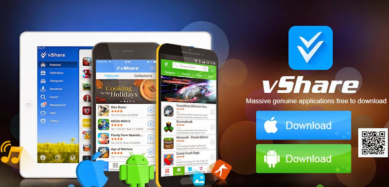 Download Vshare for iPhone