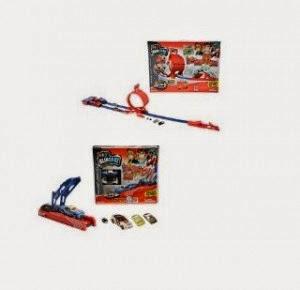 Amazon: Buy Majorette Klikcarz Klik N Shoot Launcher Pack at Rs.300, Klik N Race Double Track Set at Rs.700