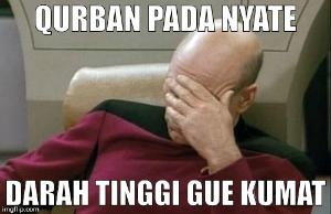 Meme Idul Adha Lucu 2015 Terbaru