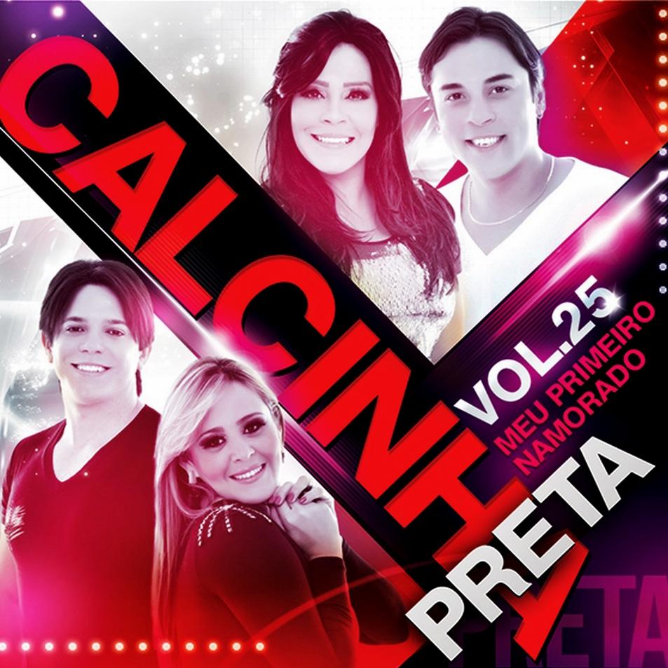 Download CD Calcinha Preta Vol. 25 Meu Primeiro 2011