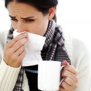 Tips Meringankan Gejala Flu
