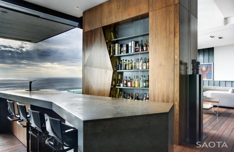 6 ideas para la casa que nos han gustado ideas - Barra bar salon ...