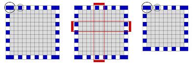 Como hacer más grande o más pequeño un cubo con Hama Beads