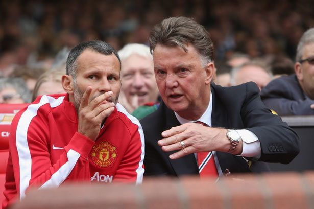 LVG Says He Wants To Quit Manchester United To Avoid Sack - Report