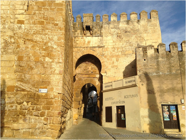 Puerta de Sevilla otra vez