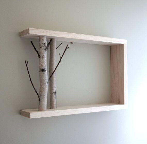 Nicho reaproveite madeira