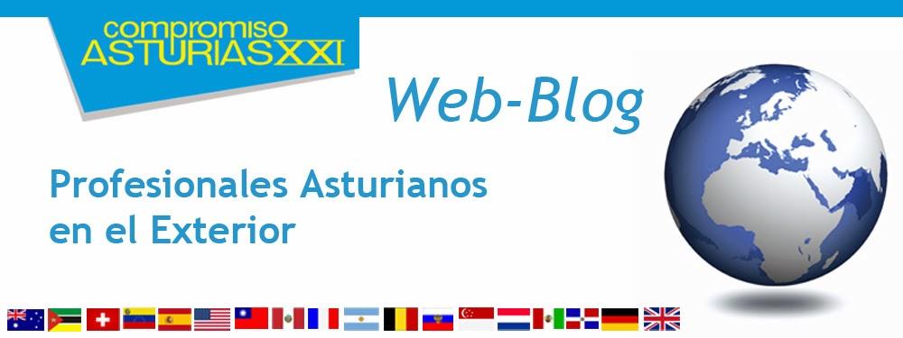 Profesionales Asturianos en el Exterior