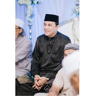 Majlis Pernikahan Dr Fatin Liyana Asri dan Dr Anwar Fazal
