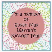 Susan May Warren's Kickoff Team Member