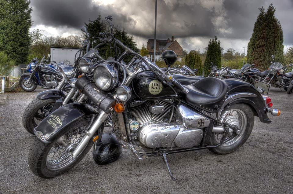 Jack Daniels bikes