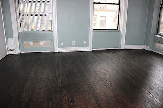 Hardwood Floor Staining, NYC