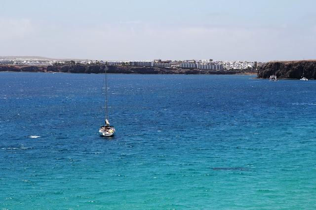 Plaże na Lanzarote