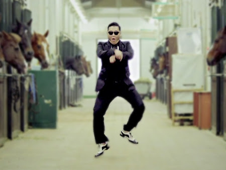 Foto Psy Gangnam Style