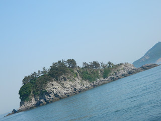 uninhabited islands near the Seonyudo island