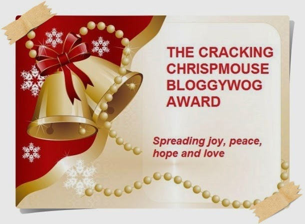 5º selinho - Blogging Award - 2014