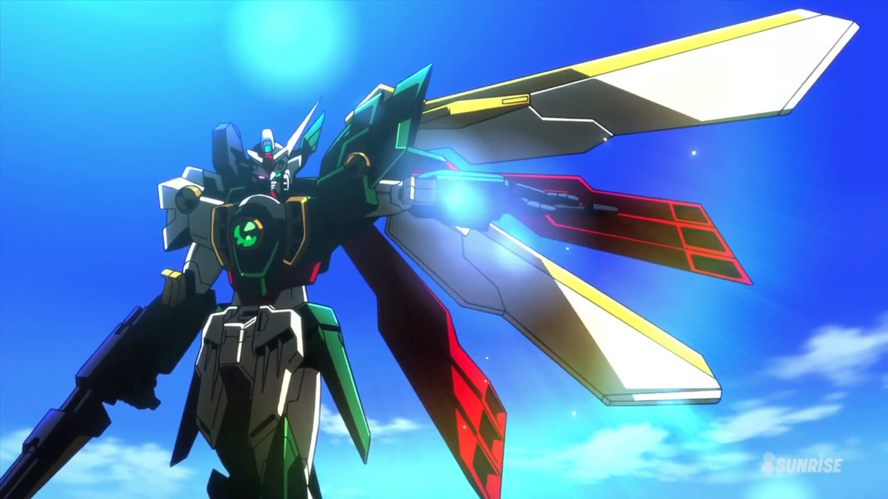 The Wing Gundam Fenice