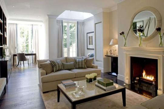 Casa de lujo en londres ideas para decorar dise ar y - Apartamentos de lujo en londres ...