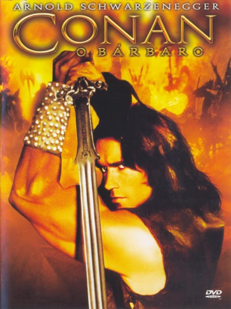Filme Conan, O Bárbaro (1982)   Dublado