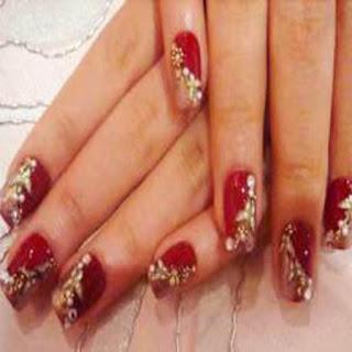 New york fashion japanese nail art 2012