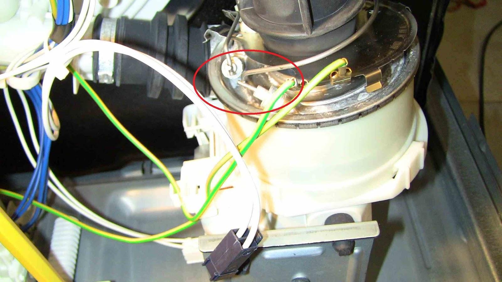 Schema Elettrico Lavatrice Whirlpool : Fai da te con l esperto tuttofare lavastoviglie