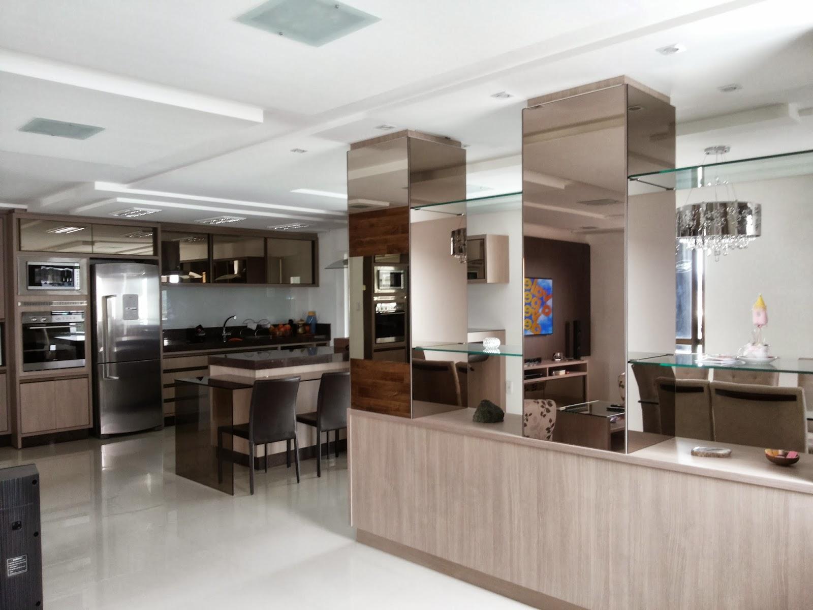 Cozinha integrada #312820 1600 1200