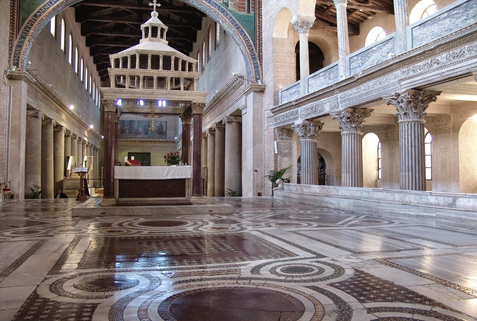 architetture a Roma: Archivio passeggiate