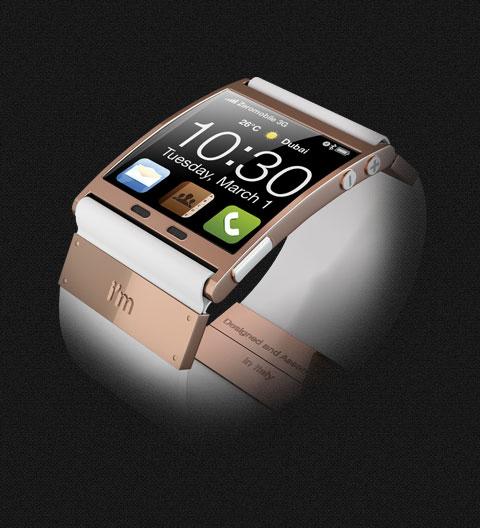 Jam Tangan Pintar berbasis Android