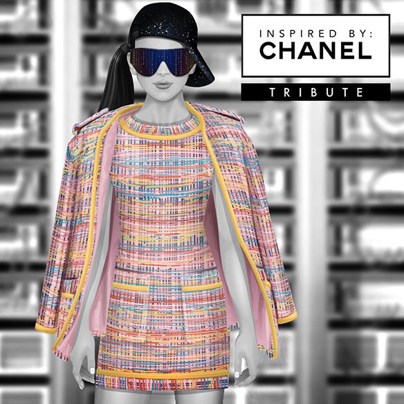 Chanel Tribute