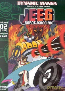 Jeeg Robot Episodi Streaming Ita Putlocker Anime
