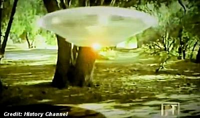 Delphos UFO