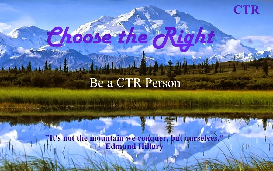 >---Student Success-->Choose the Right (CTR)