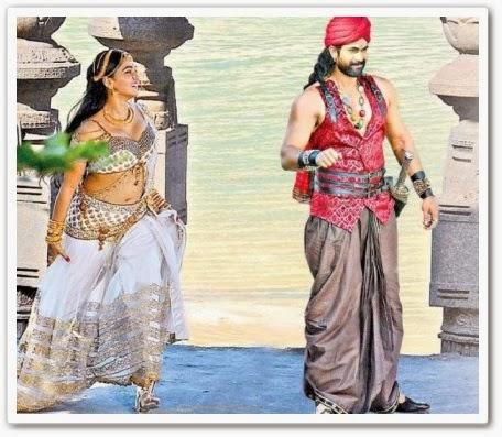 Rudrama devi movie release date