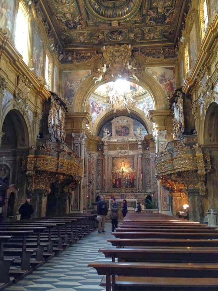 Chiesa San Gregorio Armeno-Napoli
