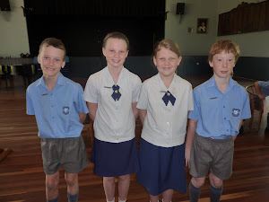 New Primary School Leaders