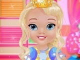 Nuevo juego de Disney Frozen: Una aventura congelada - Baby elsa
