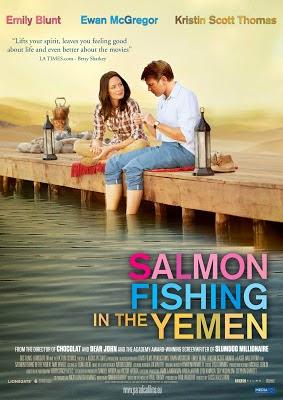 Ver La Pesca del Salmon en Yemen Online Gratis Pelicula Completa