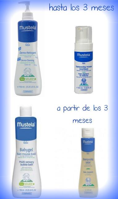 Baño Infantil Mustela: and Health: Diario de belleza y salud: El baño del bebé by Mustela
