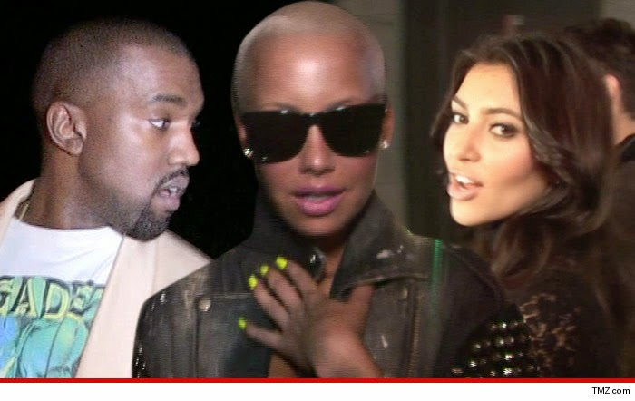 Amber Rose Replies Kanye West (1)