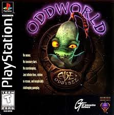 Oddworld - Abes Oddysee  - PS1 - ISOs Download