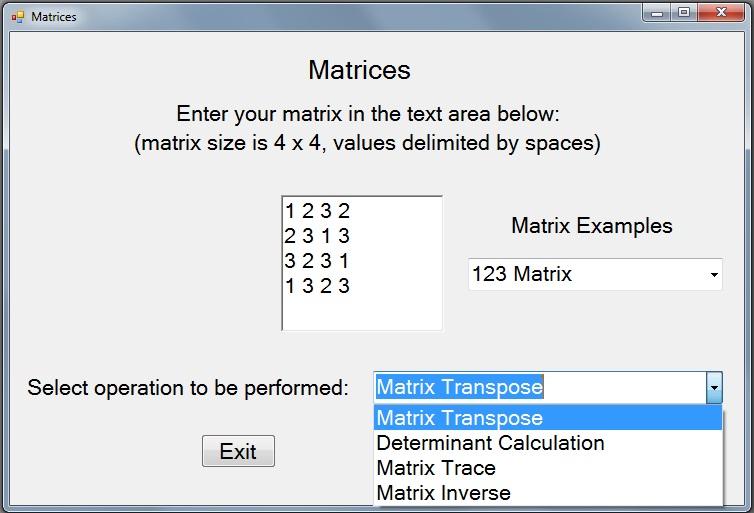 inverse of 4x4 matrix example pdf