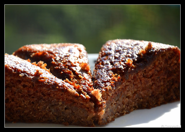 Date Cake - Eggless and Awesome