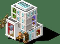clife bus modern antiques SW - Novidades: Veja os novos itens para o seu centro da cidade no CityVillle!
