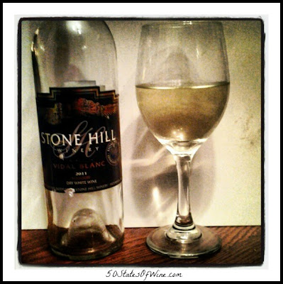 Stone Hill Winery Vidal Blanc