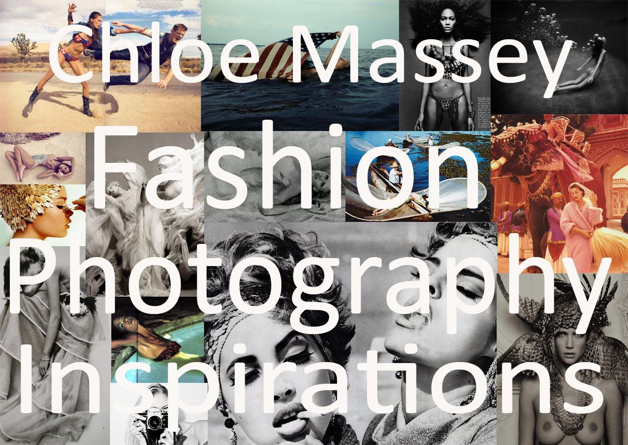 Chloe Massey : Fashion Photography Inspirations