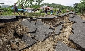 BOHOL  EARTHQUAKE  Photos!