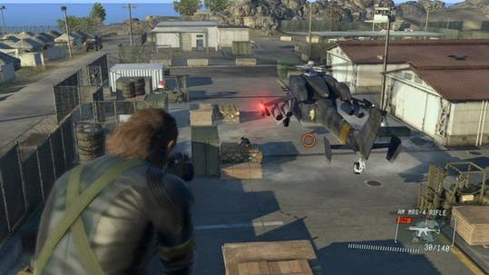 PC Games Metal Gear Solid V Ground Zeroes