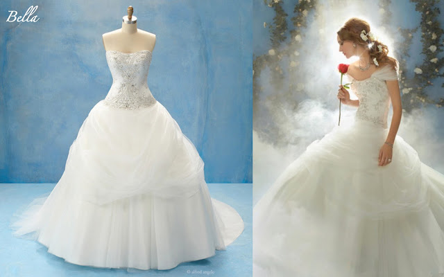 Frills and Thrills: Fairy Tale Wedding Gowns by Alfred Angelo