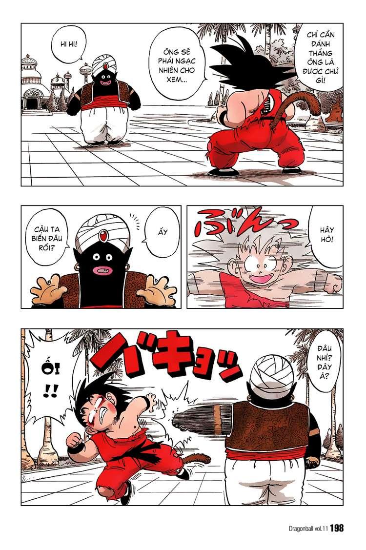 xem truyen moi - Dragon Ball - 7 Viên Ngọc Rồng - Chapter 163